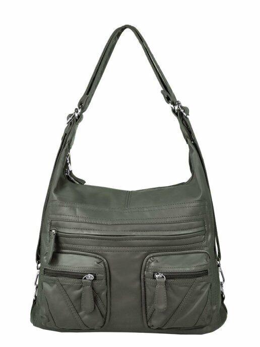 1a3db1e3c1de Сумка-рюкзак женская DOLPHIN 1304.81, цвет-
