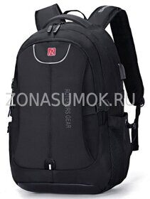 Рюкзак ROTEKORS GEAR 10156 black