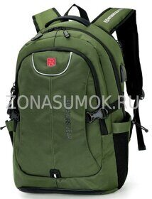 Рюкзак ROTEKORS GEAR 10156 green